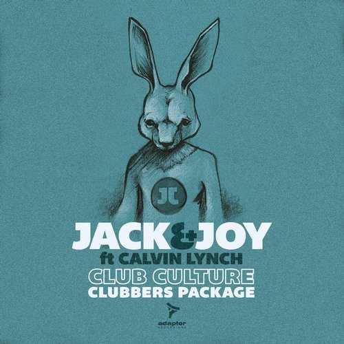 Jack & Joy - Club Culture (feat. Calvin Lynch) [Clubbers Package]